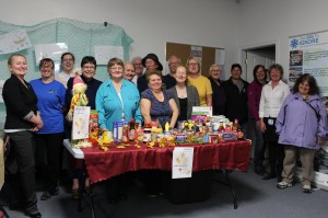 World Homelessness Day food drive