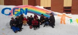 Snow sculpture building (22)